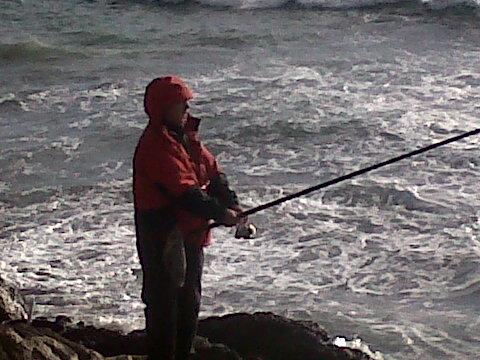 Y buena pesca